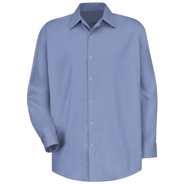 Product Shot - Men's Long Sleeve Specialized Cotton Work Shirt