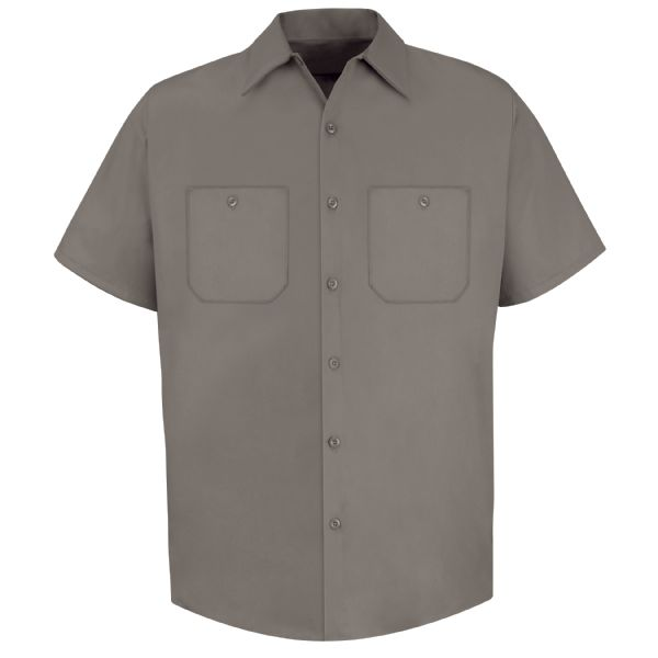 Product Shot - Men's Cotton Work Shirt