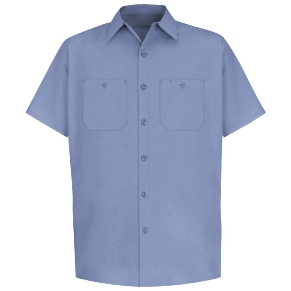 Product Shot - Men's Short Sleeve Work NMotion® Shirt