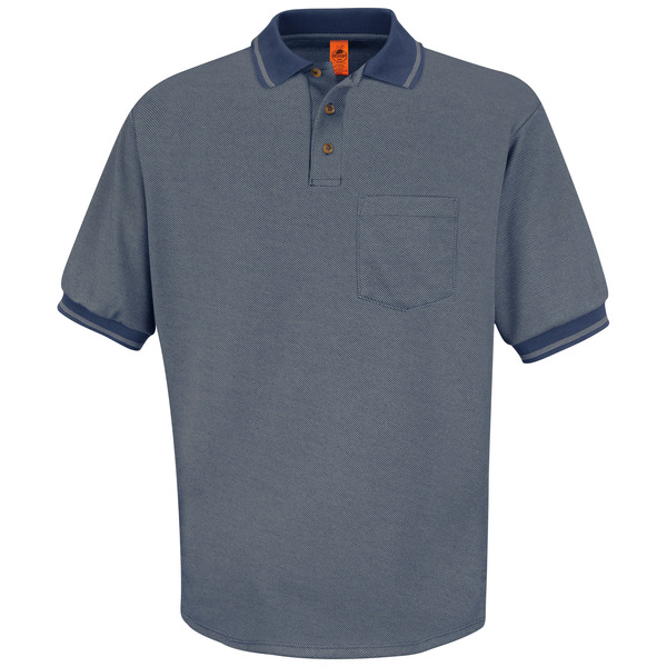 Product Shot - Men's Short Sleeve Performance Knit® Twill Polo