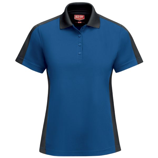 7bbd40690 Product Shot - Women s Short Sleeve Performance Knit® Two-Tone Polo