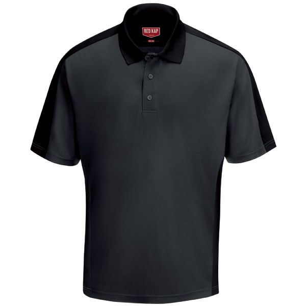 Product Shot - Men's Short Sleeve Performance Knit®Two-Tone Polo