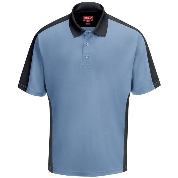 Product Shot - Men's Short Sleeve Performance Knit® Two-Tone Polo