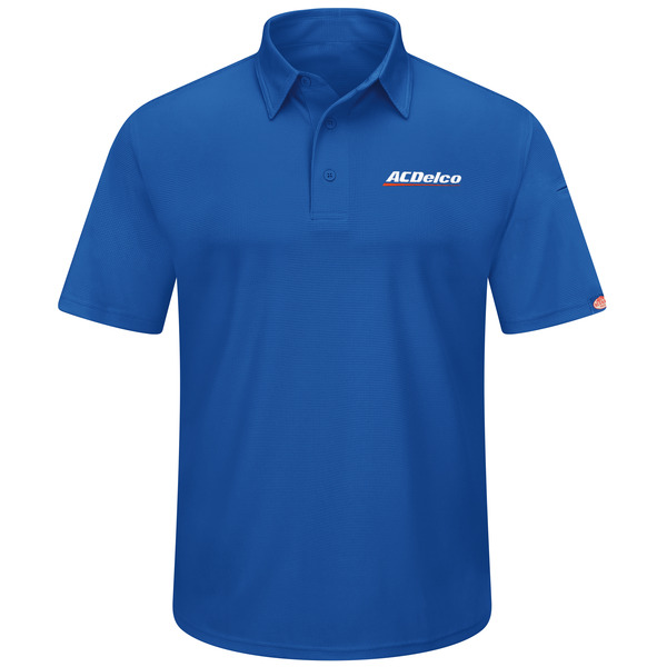 ACDelco® Men's Short Sleeve Performance Knit® Flex Series Pro Polo