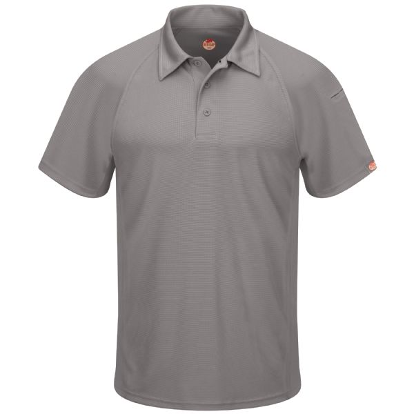 Product Shot - Men's Short Sleeve Performance Knit® Flex Series Men's Active Polo