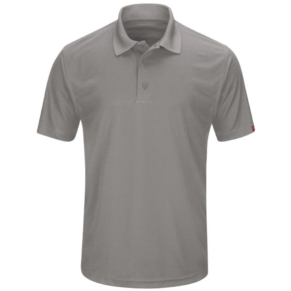 Product Shot - Men's Short Sleeve Performance Knit® Pocketless Core Polo