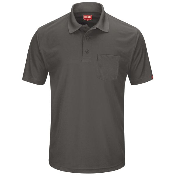 Product Shot - Men's Short Sleeve Performance Knit® Pocket Polo