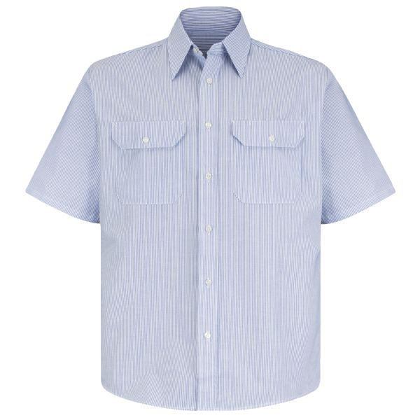 Product Shot - Men's Short Sleeve Deluxe Uniform Shirt