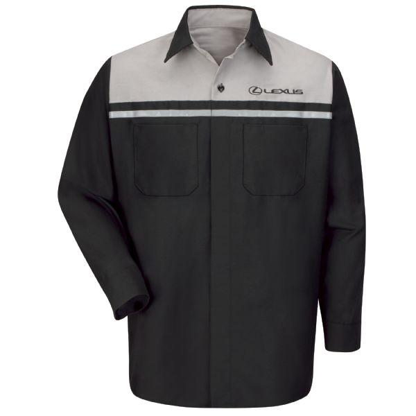 Lexus® Long Sleeve Technician Shirt