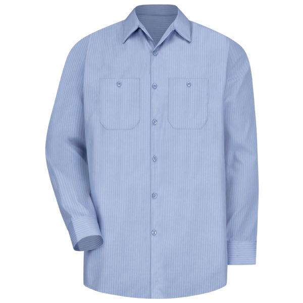 Men's Long Sleeve Durastripe® Work Shirt