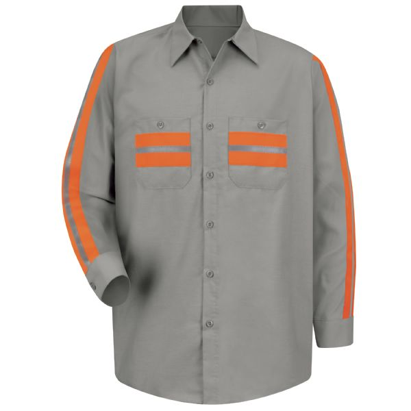 Product Shot - Long Sleeve Enhanced Visibility Shirt