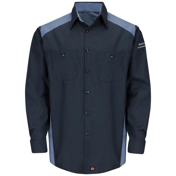 Acura® Accelerated Long Sleeve Technician Shirt