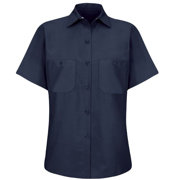 Product Shot - Women's Industrial Work Shirt