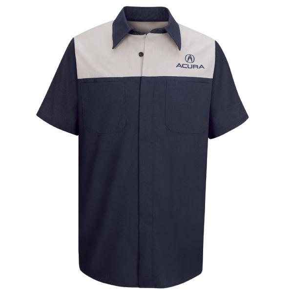 Acura® Short Sleeve Technician Shirt