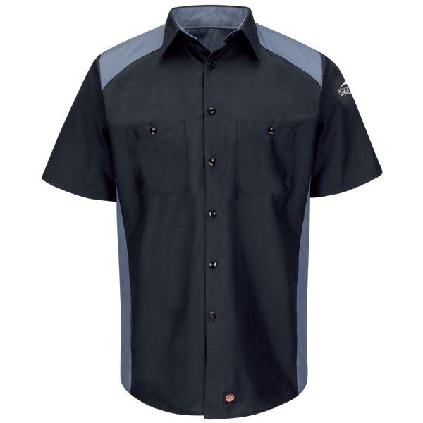 Acura® Accelerated Short Sleeve Technician Shirt