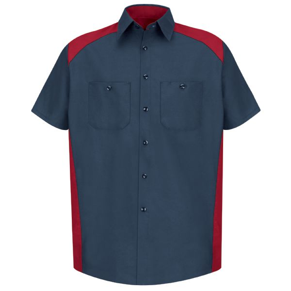 Product Shot - Men's Short Sleeve Motorsports Shirt