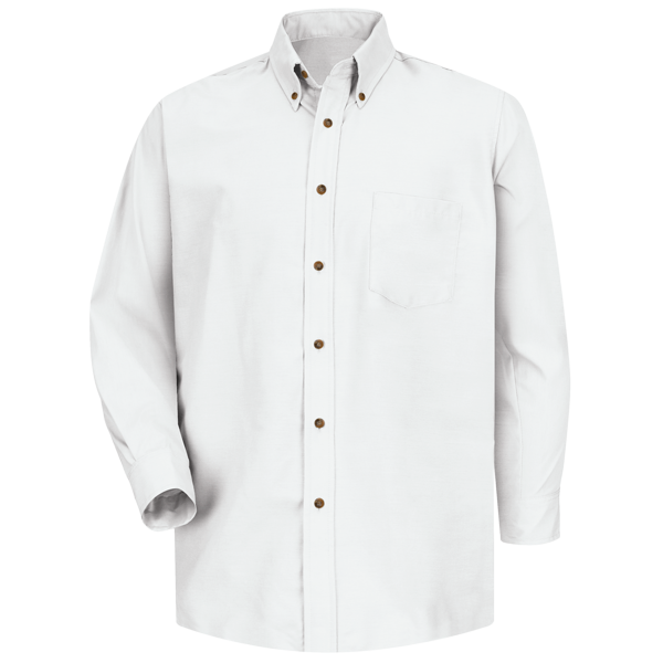 53aedd5e3f92c Durable Press for minimum pressing or ironing thanks to a wrinkle-resistant  finish.  Available in short and long sleeve