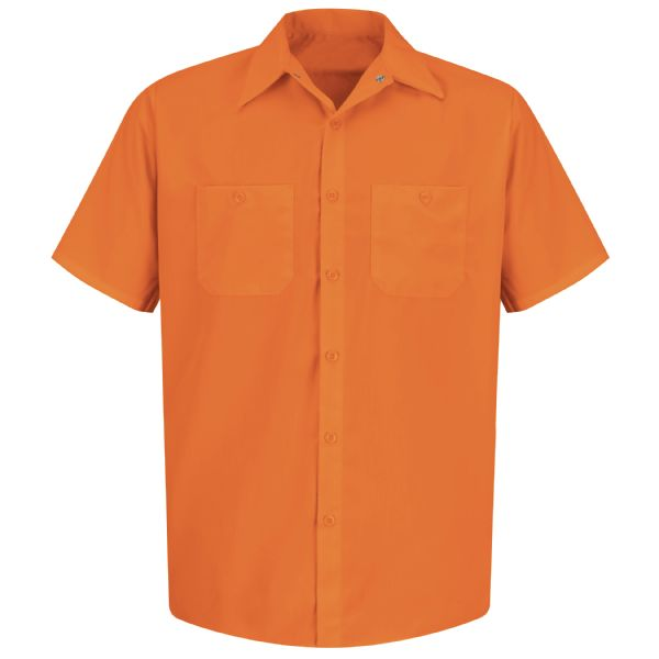 Product Shot - Short Sleeve Enhanced Visibility Work Shirt