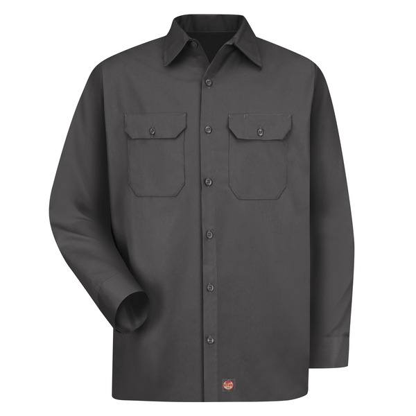 Product Shot - Men's Long Sleeve Utility Uniform Shirt