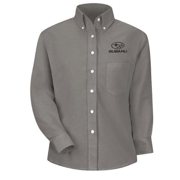 Subaru® Women's Long Sleeve Executive Oxford Dress Shirt