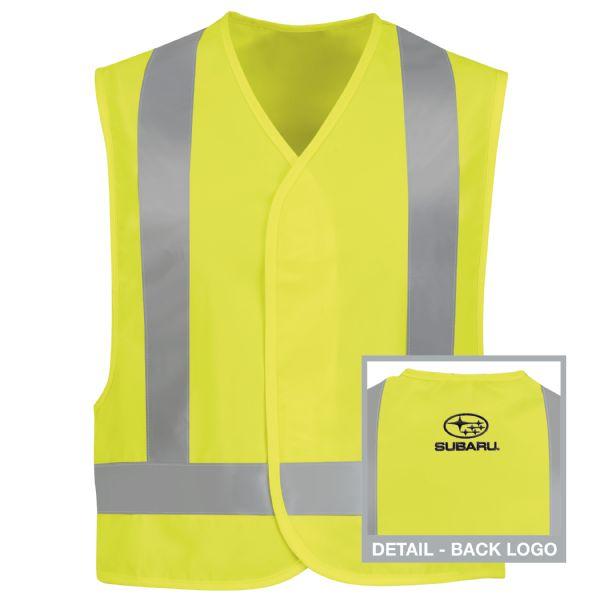 Subaru® Hi-Visibility Safety Vest