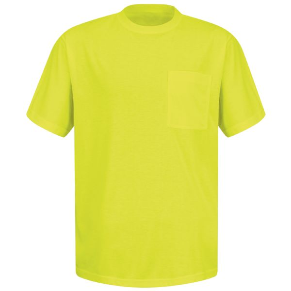 Product Shot - Enhanced Short Sleeve Visibility T-Shirt
