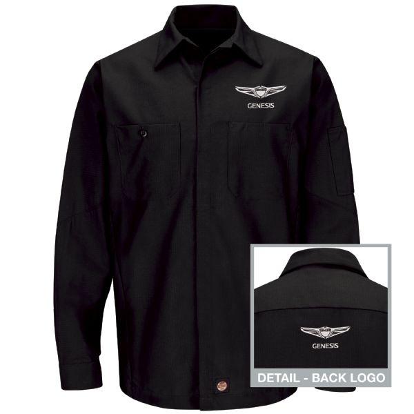 Genesis® Men's Long Sleeve Technician Shirt