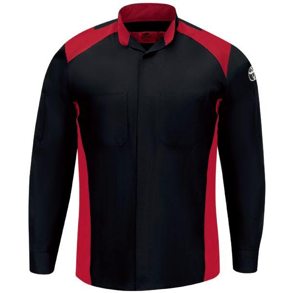 Toyota®Long Sleeve Ripstop Technician Shirt