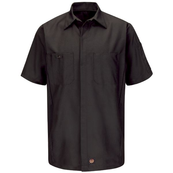 Product Shot - Men's Short Sleeve Solid Crew Shirt