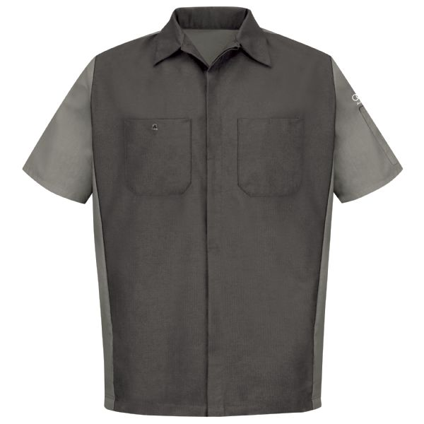 Audi® Short Sleeve Alternative Technician Shirt