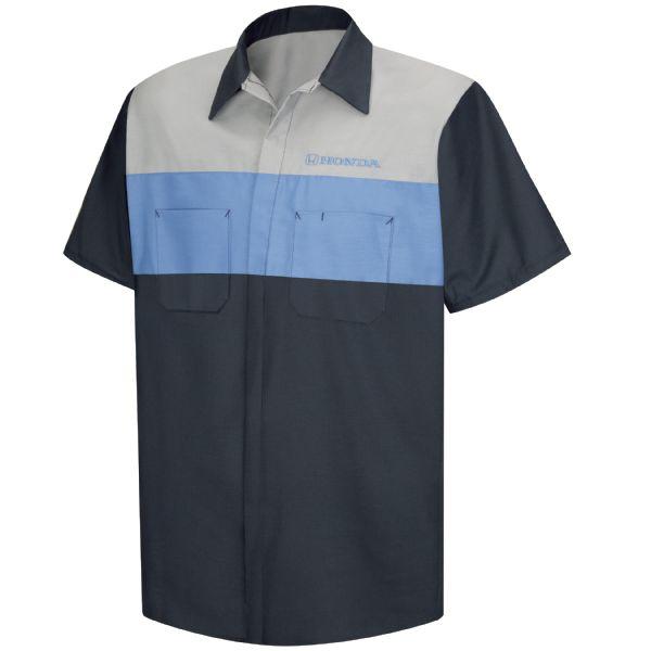 Honda® Short Sleeve Technician Shirt