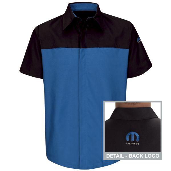 Mopar® Express Lane Short Sleeve Technician Shirt