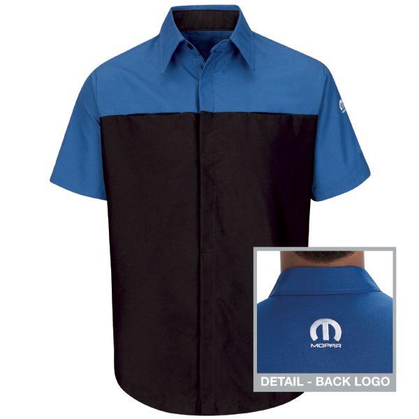 Mopar®Short Sleeve Technician Shirt