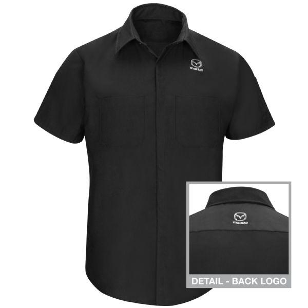 Mazda® Short Sleeve Technician Shirt
