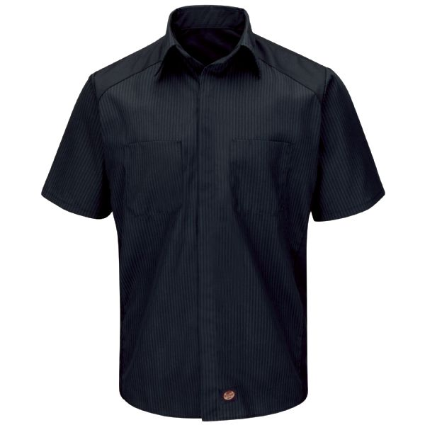 Workwear uniforms red kap done right products for Red kap mechanic shirts