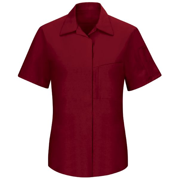 Women's Performance Plus Shop Shirt with OilBlok Technology