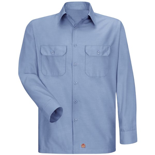 Workwear Long Sleeve Ripstop Shirt