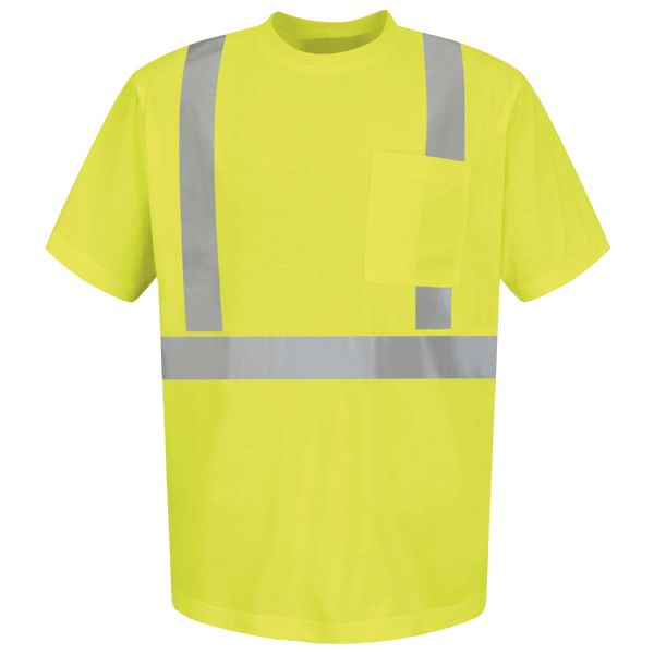 Workwear Hi-Visibility Short Sleeve T-Shirt