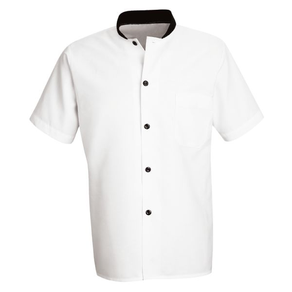 Product Shot - Black Trim Cook Shirt