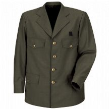 Product Shot - Poly/Wool Tropical Dress Coat