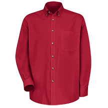 Long Sleeve Meridian Performance Twill Shirt