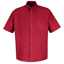 Short Sleeve Meridian Performance Twill Shirt