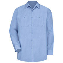 Long Sleeve Durastripe<sup>®</sup> Work Shirt
