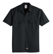 Product Shot - Men's Short-Sleeve Traditional Work Shirt