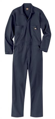 Product Shot - Cotton Twill Long-Sleeve Coverall