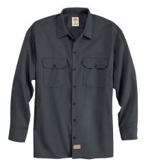 Product Shot - Men's Long-Sleeve Traditional Work Shirt