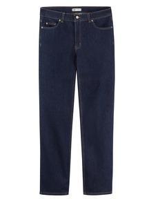 Women's Perfect Shape Straight Leg Stretch Denim Jeans