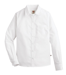 Product Shot - Women's Long-Sleeve Stretch Poplin Shirt