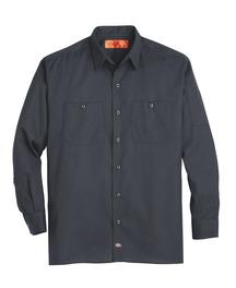 Men's Solid Ripstop Long-Sleeve Shirt