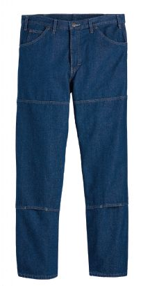 Product Shot - Men's Industrial Double Knee Jean